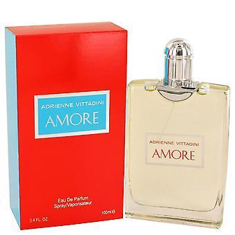 Adrienne Vittadini Amore Eau De Parfum Spray par Adrienne Vittadini 2.5 oz Eau De Parfum Spray