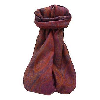 Mens Muffler Scarf 8999 Fine Pashmina Wool by Pashmina & Silk