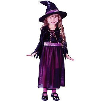 Berättelsen Witch småbarn dräkt