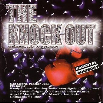 Knock Out-a Tiempo De Reggaeton - Knock Out-a Tiempo De Reggaeton [CD] USA import