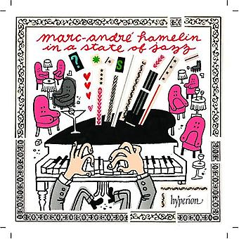 Marc-Andre Hamelin - In a State of Jazz [CD] USA import