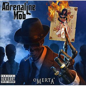 Adrenaline Mob - Omerta [CD] USA import