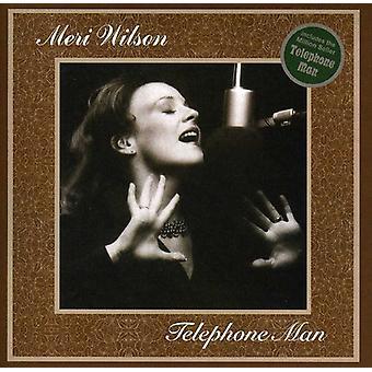 Meri Wilson - Telephone Man [CD] USA import