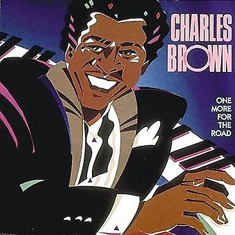 Charles Brown - One More för Road [CD] USA import