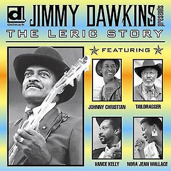 Jimmy Dawkins - Leric Story [CD] IMPORTAÇÃO DOS EUA
