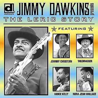 Jimmy Dawkins - importación de USA de Leric Story [CD]