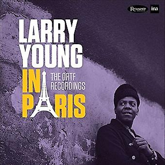 Larry Young - In Paris: The Ortf Recordings [Vinyl] USA import