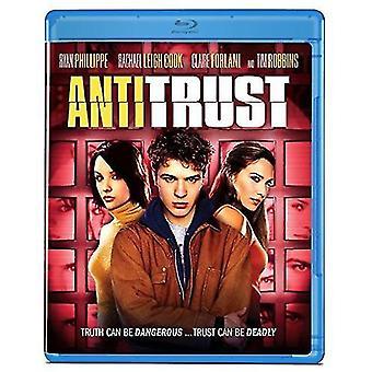 Antitrust [Blu-ray] USA import