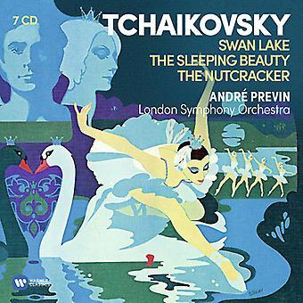 Tchaikovsky / Lso / Previn, Andre - Ballets: Swan Lake / Nutcracker / Sleeping Beauty [CD] USA import