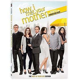 How I Met Your Mother: Season 9 [DVD] USA import