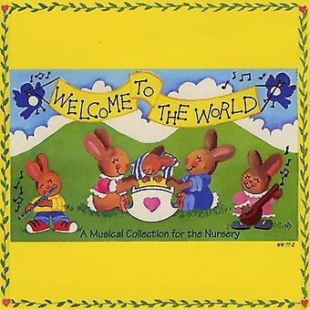 Julie Greller - velkommen til verden: en musikalsk samling for [CD] USA importen