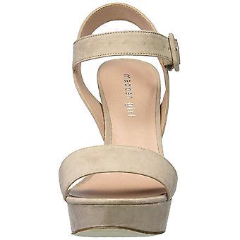 Malanda fille Womens Rolloo Open Toe Occasion spéciale Ankle Strap Sandals