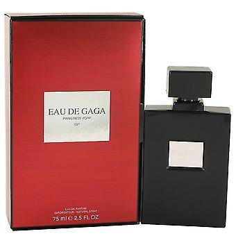 Eau De Gaga by Lady Gaga Eau De Parfum Spray 2.5 oz / 75 ml (Women)