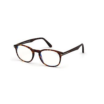 Tom Ford TF5680-B 054 Rote Havanna Brille