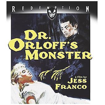 Dr.Orloff's Monster [Blu-ray] USA import