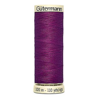 Gutermann Ommella-all 100 % Polyesteri Thread 100m Käsi ja kone värikoodi - 718