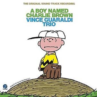 Vince Guaraldi - pojke med namnet Charlie Brown [CD] USA import