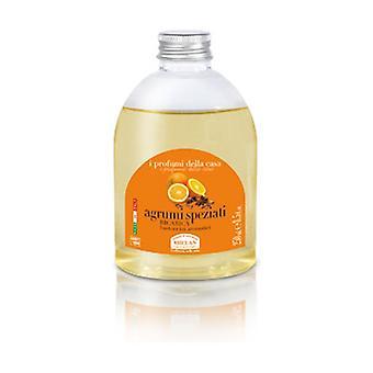 Profumi Casa Citrinos Spices Recharge of aromatic sticks 250 ml