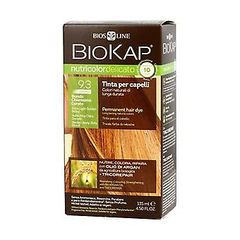 Delicate and fast hair dye 9.3 Light golden blonde 135 ml