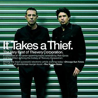 Thievery Corporation - It Takes a Thief [CD] USA import