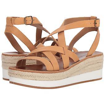 Lucky Brand Naisten LK-JENEPPER-270 nahka avoin toe rento strappy sandaalit