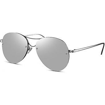 Sunglasses Unisex pilot silver (CWI2143)
