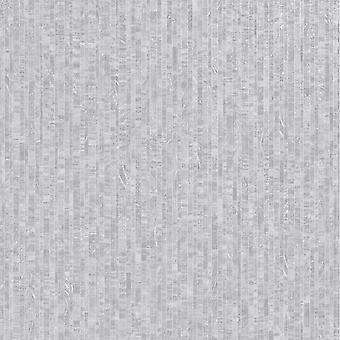 Roka Striped Wallpaper Grey Holden 91120