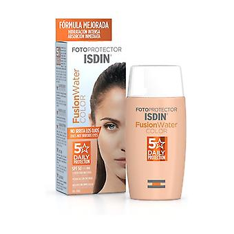 ISDIN Fusion Water Color SPF 50 Sunscreen 50 ml