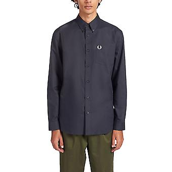 Fred Perry Men's Oxford Shirt Regular Fit
