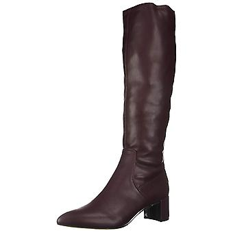 Franco Sarto Womens Francia Almond Toe Knie High Fashion Boots