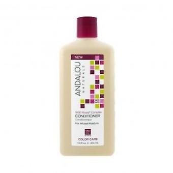 アンダロウ - 1000 バラ色深いコンディショナー 340 ml