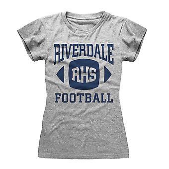Riverdale Womens/Ladies Football T-Shirt