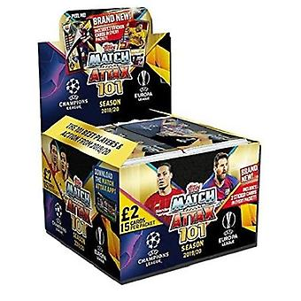 Match Attax 101 2019/20 15 Cards In A Display Box (Pack Of 24)
