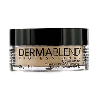 Dermablend Cover Creme Breed spectrum SPF 30 (High Color Coverage) - Warm Ivory 28g / 1oz