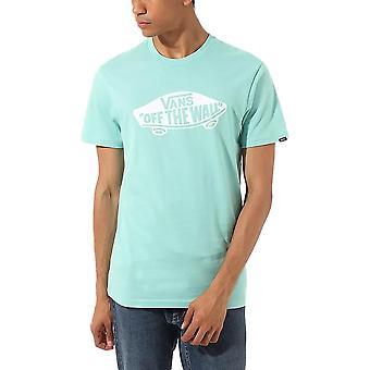 Vans OTW T-Shirt - Dusty Jade Green / White