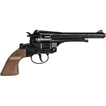 CAP GUN  - 122/6 - Gonher Cowboy Revolver 12 Shots