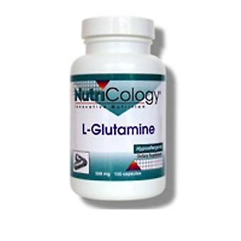 Nutricology/ Allergy Research Group L-Glutamine, 500 mg, 100 Caps