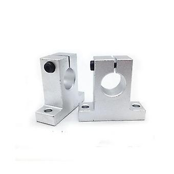 Sk8/ Sk10/ Sk12/ Sk13/ Sk16/ Sk20/ Sk25/ Sk30 High Quality Shaft Support For Linear Rod Cnc Router