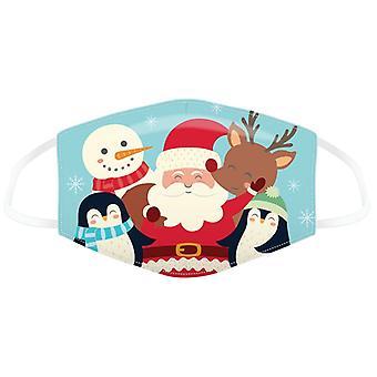 Puckator Jingle Bells Noel Karakter Yüzü Kaplama Küçük