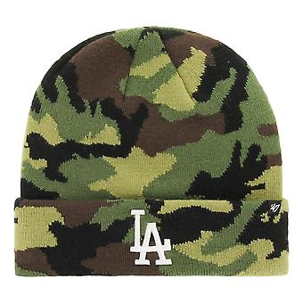 47 Brand Los Angeles Dodgers Grove Beanie - Camo