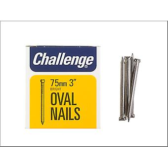 Shaw Challenge Oval Wire Nails 25mm Boxed 12012