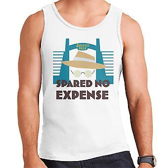 Jurassic Park Spared No Expense John Hammond Men's Vest
