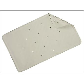 Croydex Rubagrip Mat White Medium AG181422