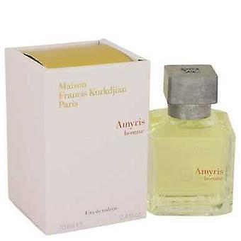 Amyris Homme By Maison Francis Kurkdjian Eau De Toilette Spray 2.4 Oz (men) V728-539143