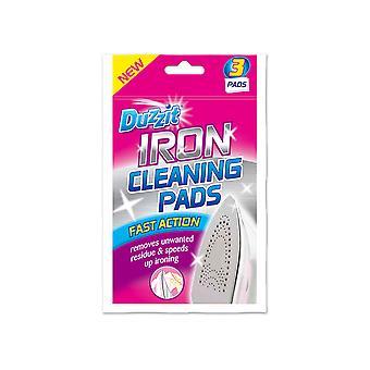 Duzzit Iron Cleaning Pads x 3 DZT1058
