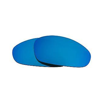 Gepolariseerde vervanging lenzen voor Oakley Romeo 1 zonnebril anti-scratch blauw