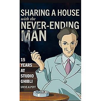 Compartir una casa con el hombre sin fin: 15 años en Studio Ghibli