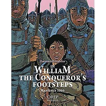 William Conqueror Footstep Hastings 1066