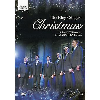 King's Singers - King's Singers Christmas [DVD] USA import
