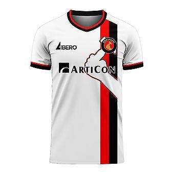 HB Torshavn 2020-2021 Away Concept Football Kit (Libero) - Kids